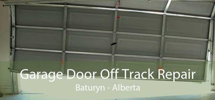 Garage Door Off Track Repair Baturyn - Alberta