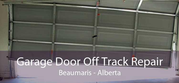 Garage Door Off Track Repair Beaumaris - Alberta