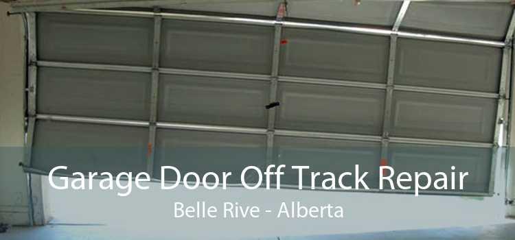 Garage Door Off Track Repair Belle Rive - Alberta