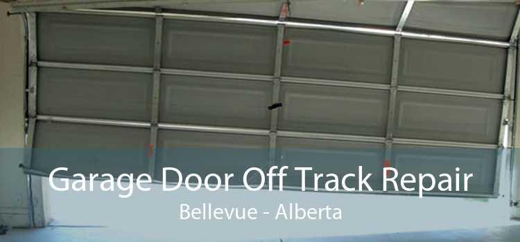 Garage Door Off Track Repair Bellevue - Alberta