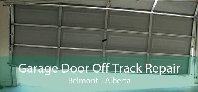 Garage Door Off Track Repair Belmont - Alberta
