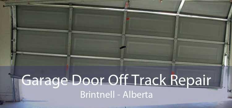Garage Door Off Track Repair Brintnell - Alberta