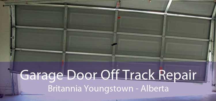 Garage Door Off Track Repair Britannia Youngstown - Alberta