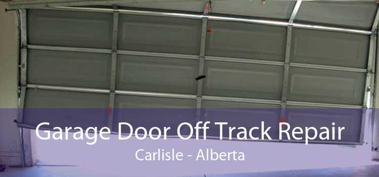 Garage Door Off Track Repair Carlisle - Alberta