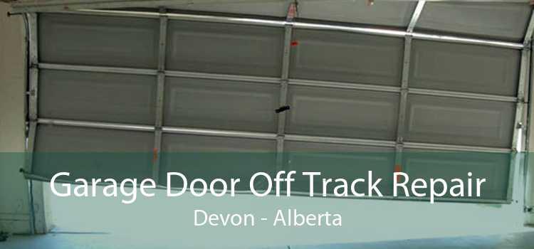 Garage Door Off Track Repair Devon - Alberta