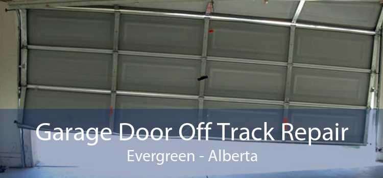 Garage Door Off Track Repair Evergreen - Alberta