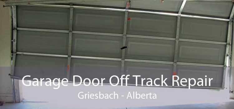 Garage Door Off Track Repair Griesbach - Alberta