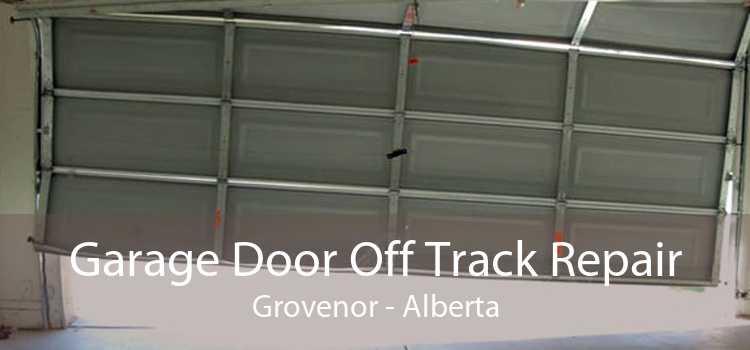 Garage Door Off Track Repair Grovenor - Alberta