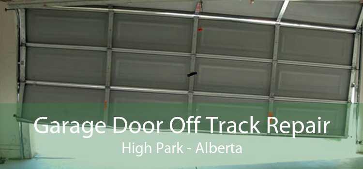 Garage Door Off Track Repair High Park - Alberta