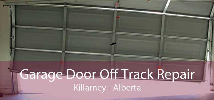 Garage Door Off Track Repair Killarney - Alberta