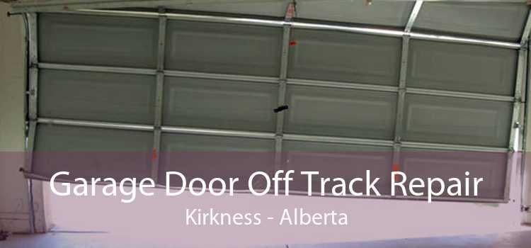 Garage Door Off Track Repair Kirkness - Alberta