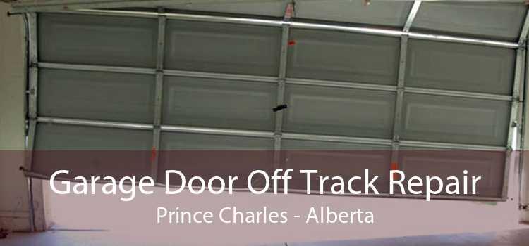 Garage Door Off Track Repair Prince Charles - Alberta