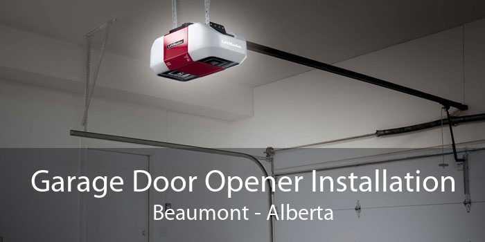 Garage Door Opener Installation Beaumont - Alberta
