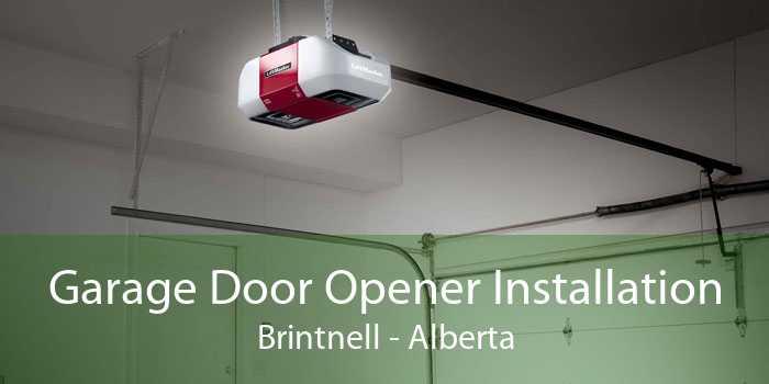 Garage Door Opener Installation Brintnell - Alberta