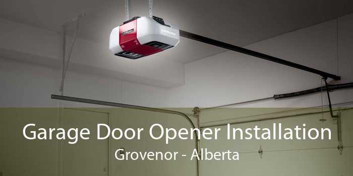 Garage Door Opener Installation Grovenor - Alberta