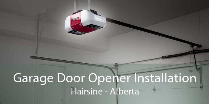 Garage Door Opener Installation Hairsine - Alberta