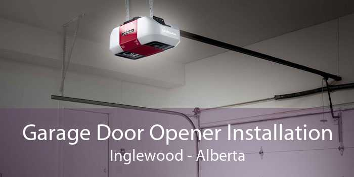 Garage Door Opener Installation Inglewood - Alberta
