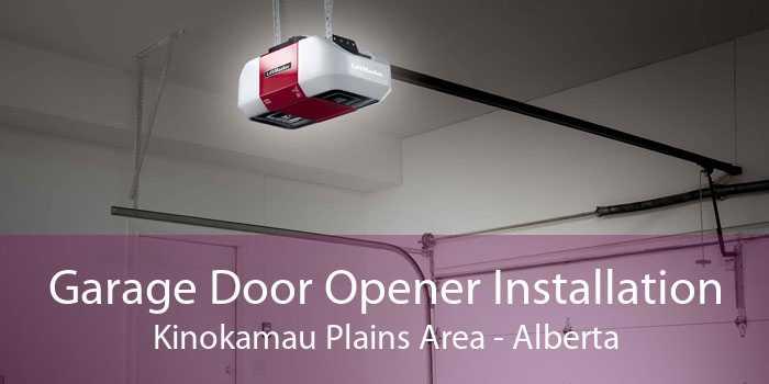 Garage Door Opener Installation Kinokamau Plains Area - Alberta