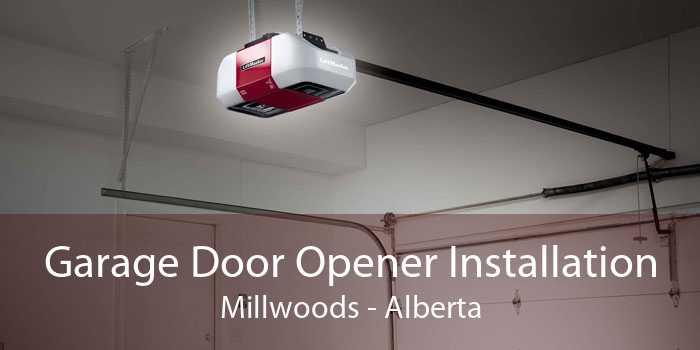 Garage Door Opener Installation Millwoods - Alberta