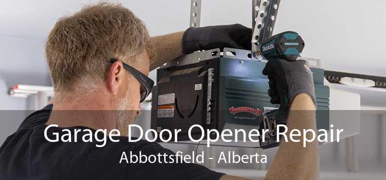 Garage Door Opener Repair Abbottsfield - Alberta