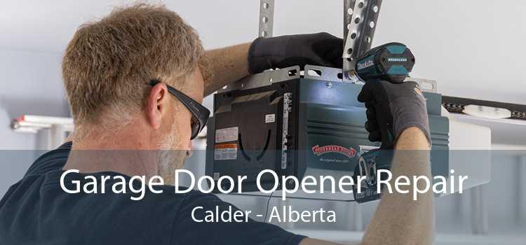 Garage Door Opener Repair Calder - Alberta