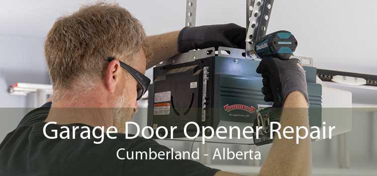Garage Door Opener Repair Cumberland - Alberta
