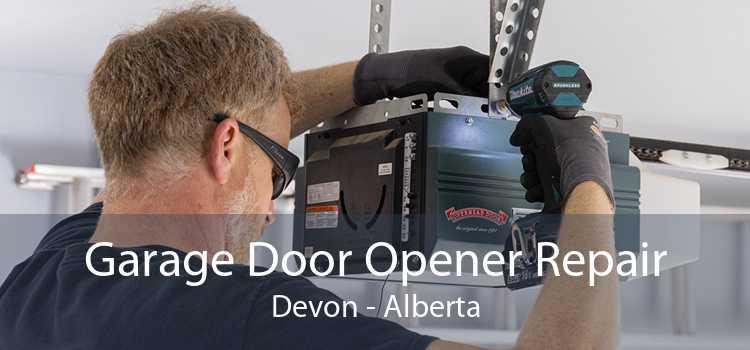 Garage Door Opener Repair Devon - Alberta