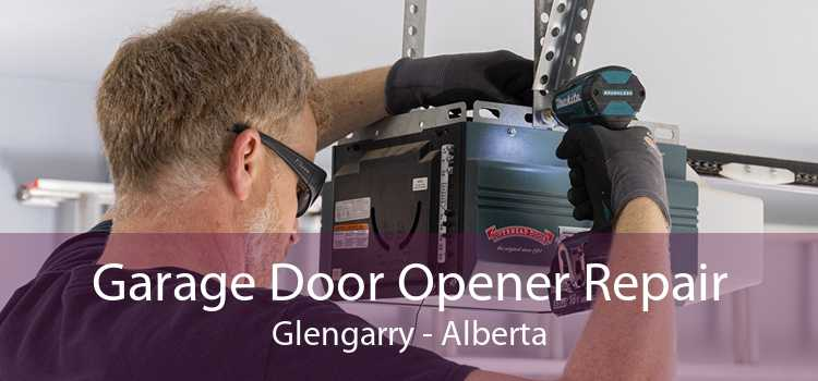 Garage Door Opener Repair Glengarry - Alberta