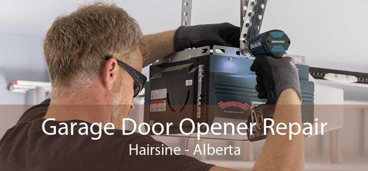 Garage Door Opener Repair Hairsine - Alberta