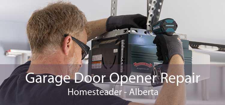 Garage Door Opener Repair Homesteader - Alberta