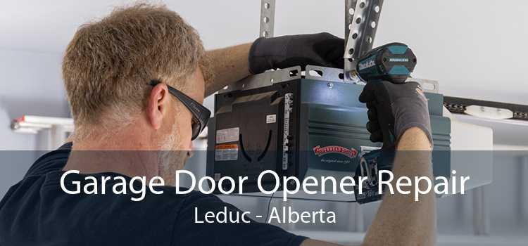 Garage Door Opener Repair Leduc - Alberta