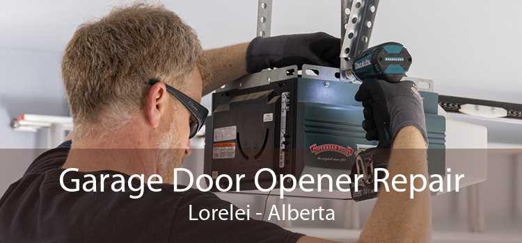 Garage Door Opener Repair Lorelei - Alberta
