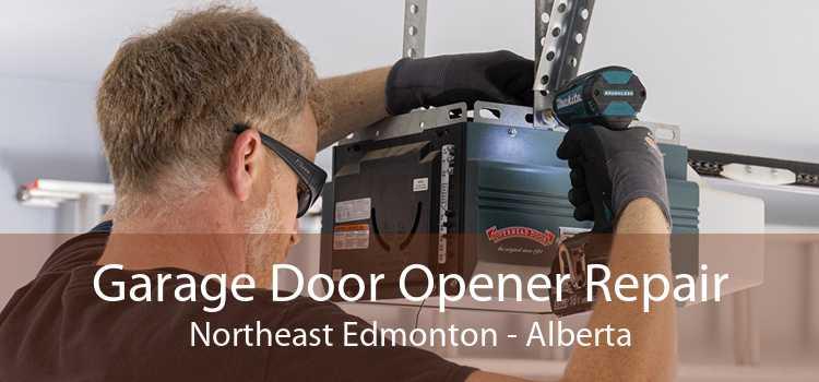 Garage Door Opener Repair Northeast Edmonton - Alberta