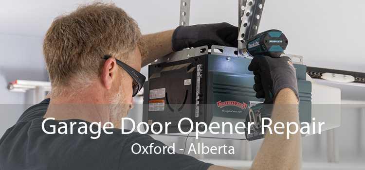 Garage Door Opener Repair Oxford - Alberta