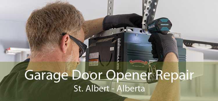 Garage Door Opener Repair St. Albert - Alberta