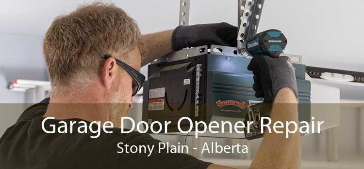 Garage Door Opener Repair Stony Plain - Alberta