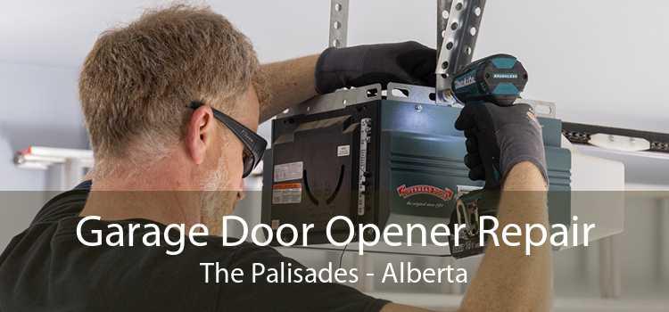 Garage Door Opener Repair The Palisades - Alberta