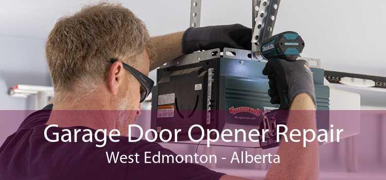 Garage Door Opener Repair West Edmonton - Alberta