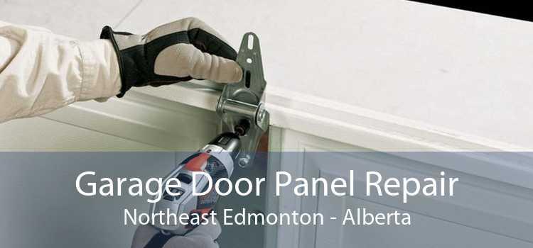 Garage Door Panel Repair Northeast Edmonton - Alberta