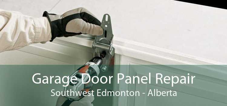 Garage Door Panel Repair Southwest Edmonton - Alberta