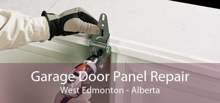 Garage Door Panel Repair West Edmonton - Alberta