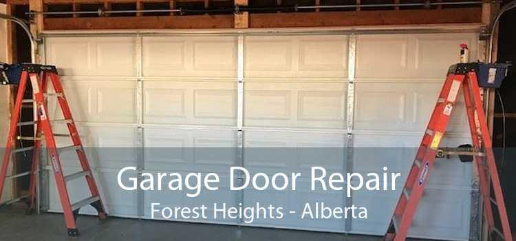 Garage Door Repair Forest Heights - Alberta