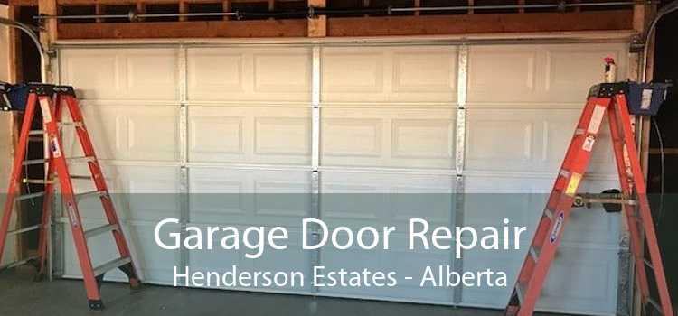 Garage Door Repair Henderson Estates - Alberta