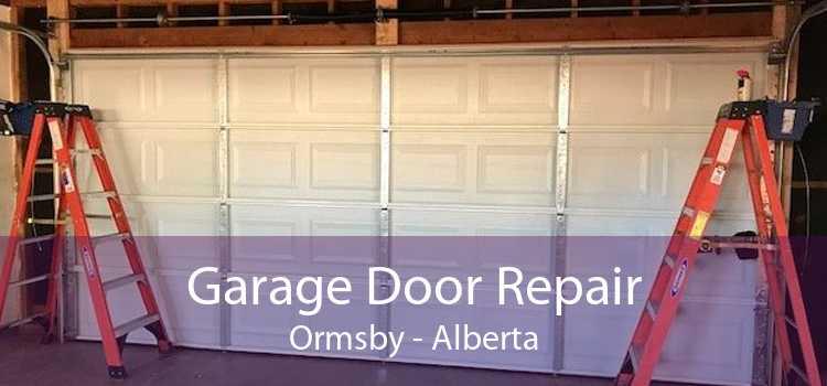 Garage Door Repair Ormsby - Alberta