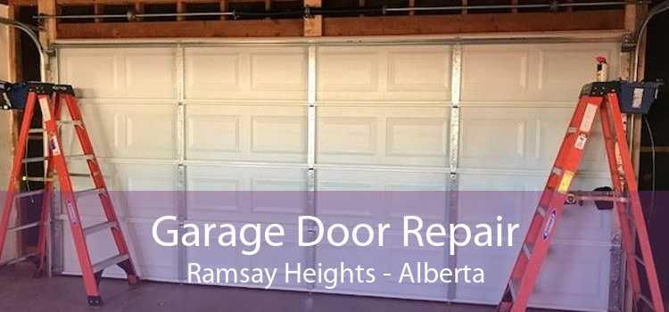 Garage Door Repair Ramsay Heights - Alberta