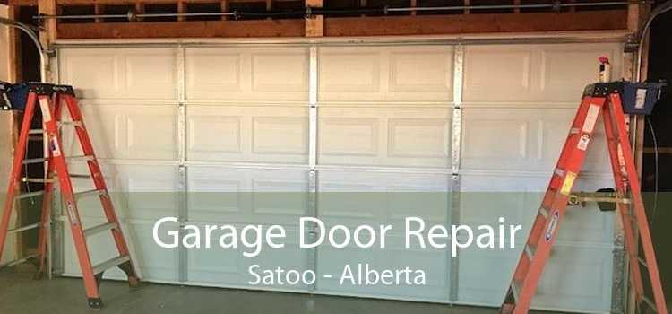Garage Door Repair Satoo - Alberta