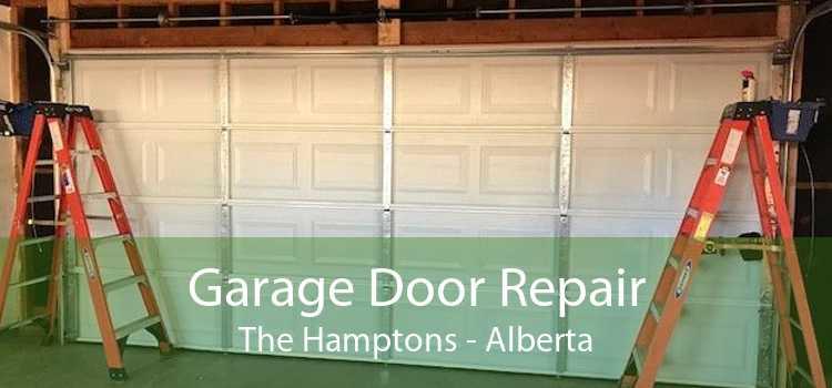 Garage Door Repair The Hamptons - Alberta
